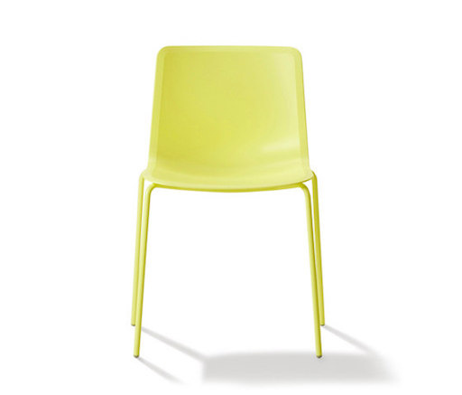 FREDERICIA 4200 PATO CHAIR IN YELLOW