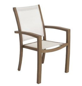 MBM MANATI STACKABLE ARMCHAIR