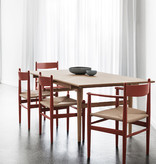 CH327 DINING TABLE IN OAK