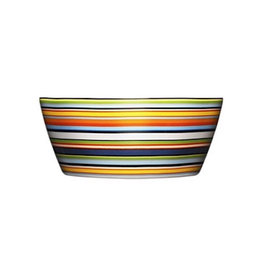 IITTALA ORIGO DESSERT BOWL, ORANGE, 0.25 L