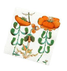 KORENTO 白色餐紙巾 24 x 24 厘米