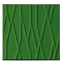 (DISPLAY) SOUNDWAVE BOTANIC ACOUSTIC PANEL IN GREEN
