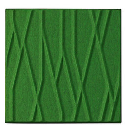 OFFECCT (DISPLAY) SOUNDWAVE BOTANIC ACOUSTIC PANEL IN GREEN