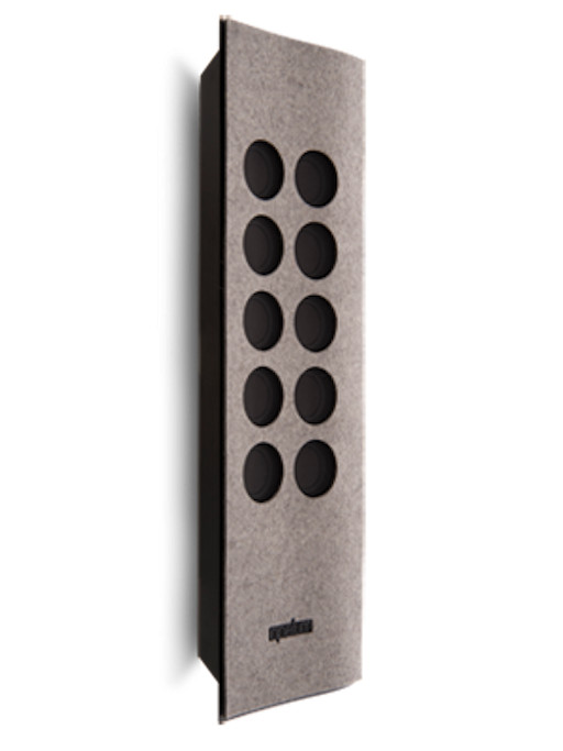 OPALUM BREEZE 1010 ACTIVE SPEAKER SYSTEM IN GREY
