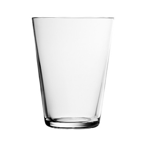 KARTIO TUMBLER, CLEAR, 40 CL, 2-PACK