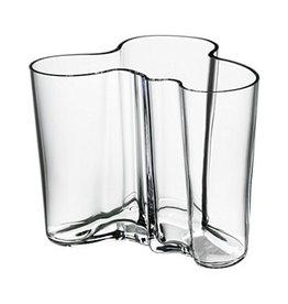 AALTO VASE 透明玻璃花瓶 (高160毫米)