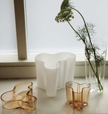 AALTO VASE, CLEAR, 255 MM
