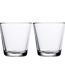 KARTIO TUMBLER, CLEAR, 21 CL, 2-PACK