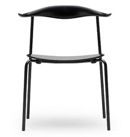(DISPLAY) CH88T, STACKABLE CHAIR IN ANTRACITE GRAY COLORED BEECH