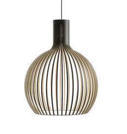 SECTO DESIGN OCTO 4240 PENDANT LAMP IN BLACK