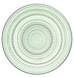 KASTEHELMI APPLE GREEN PLATE, 24.8 CM