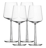 IITTALA ESSENCE RED WINE GLASS, 45 CL, 4-PACK