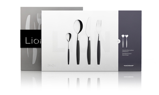LION 12PC CUTLERY SERVICE FOR 4 PERSONS