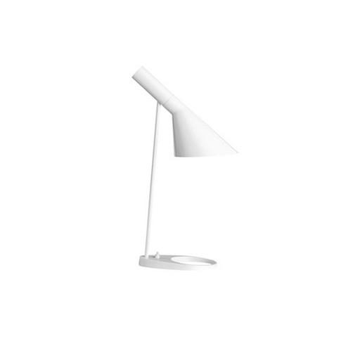AJ TABLE LAMP IN WHITE