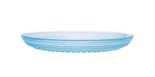 KASTEHELMI PLATE, LIGHT BLUE, 17 CM