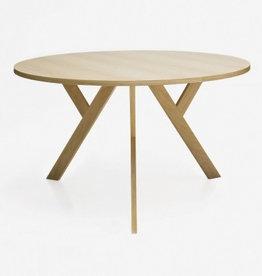 (DISPLAY) 3140 YPSILON ROUND DINING TABLE