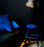 4630 PETITE WALL LAMP IN BLACK LAMINATED BIRCH