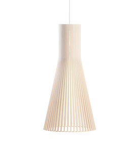 SECTO 4200 PENDANT LAMP IN NATURAL