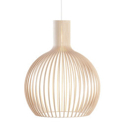 OCTO 4240 PENDANT LAMP IN NATURAL