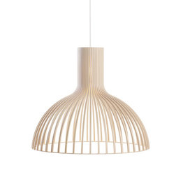 VICTO 4250 PENDANT LAMP IN NATURAL