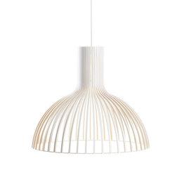 SECTO DESIGN VICTO 4250 PENDANT LAMP IN WHITE