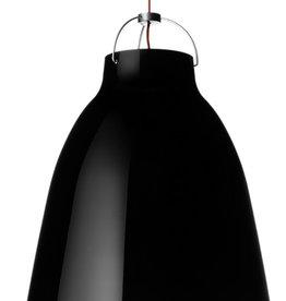 CARAVAGGIO P4 PENDANT LIGHT IN BLACK