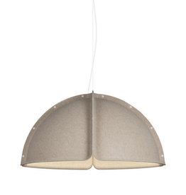 ATELJE LYKTAN (DISPLAY) HOOD LED PENDANT LAMP IN SAND COLOUR