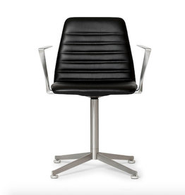 SPINAL ARMCHAIR 44 WITH SWIVEL BASE