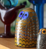 IITTALA BIRDS BY TOIKKA, OWLET, 105 x 75 MM