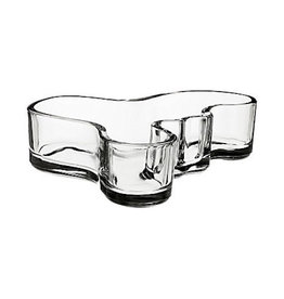 AALTO SMALL BOWL, CLEAR, 40 x 136 MM