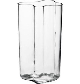 (DISPLAY) AALTO VASE, CLEAR, 600 MM