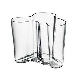 AALTO VASE 透明玻璃花瓶 (高120毫米)