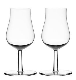 IITTALA ESSENCE PLUS DIGESTIVE GLASS, 26 CL, 2-PACK