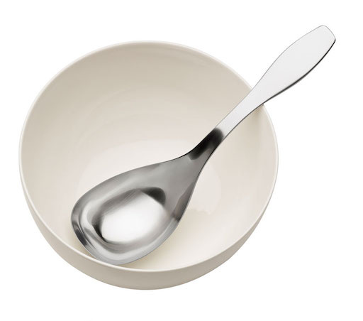 COLLECTIVE TOOLS SERVING SPOON, 24 CM