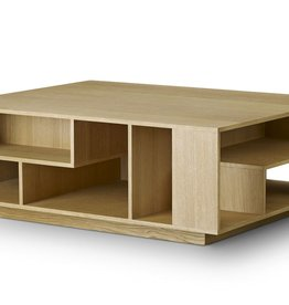 PENTHOUSE SQUARE COFFEE TABLE