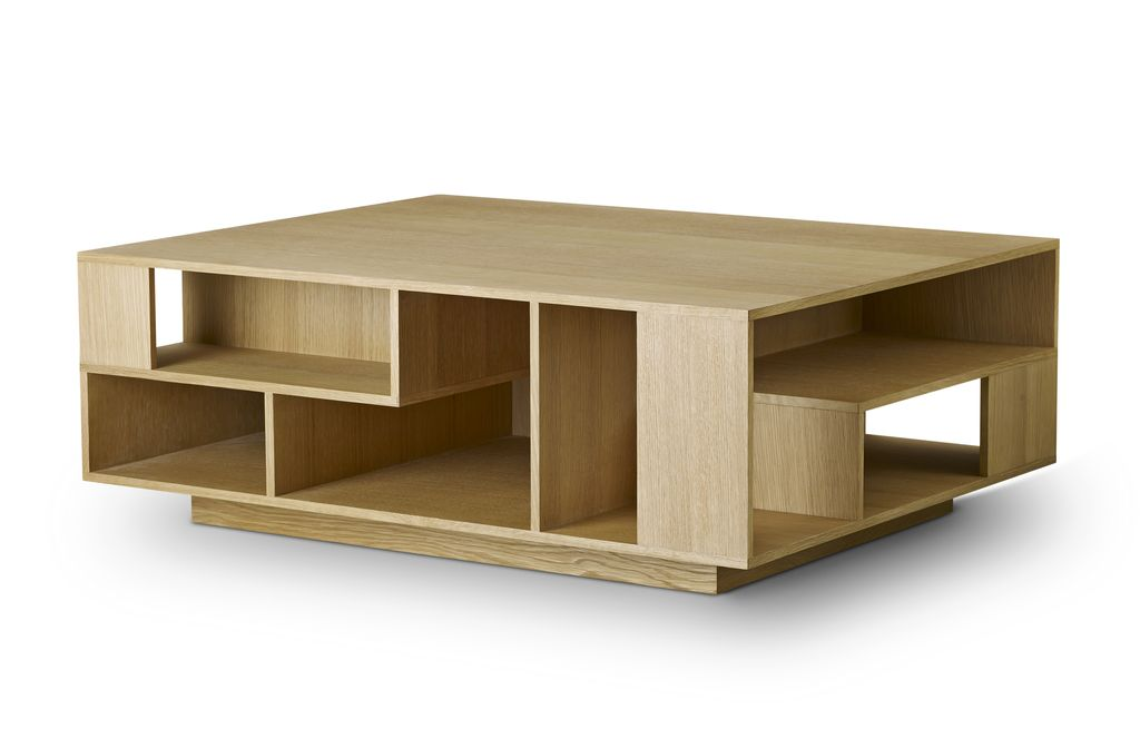 EILERSEN PENTHOUSE SQUARE COFFEE TABLE