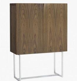 BI251BS MRS. BILL 橱柜连木门及三块可调节层架
