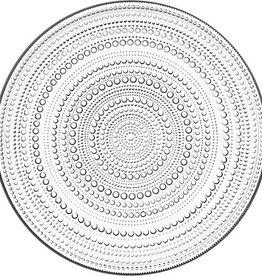 KASTEHELMI CLEAR PLATE, 31.5 CM
