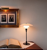 PH 3/2 TABLE LAMP WHITE OPAL GLASS