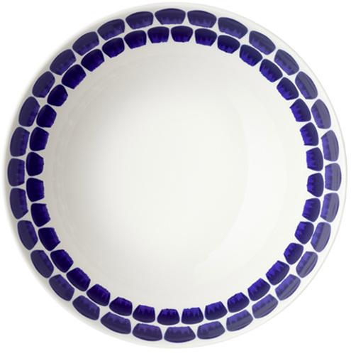 24H TUOKIO DEEP PLATE, COBALT BLUE