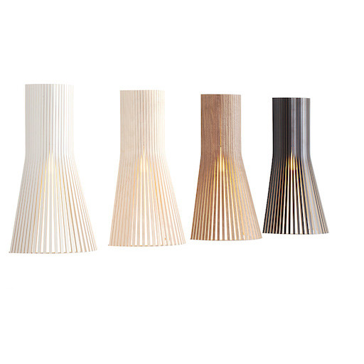 SECTO 4231 WALL LAMP IN BLACK