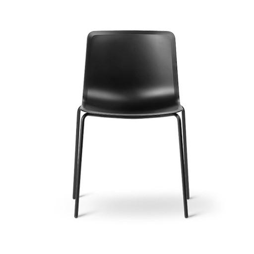 FREDERICIA 4200 PATO CHAIR IN BLACK