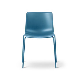 FREDERICIA 4200 PATO CHAIR IN BLUE
