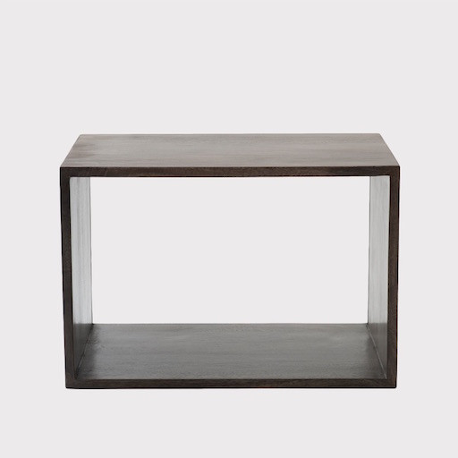 (DISPLAY) MANGO BOX SYSTEM, MANGOWOOD IN SIRKA GREY STAIN (LARGE)