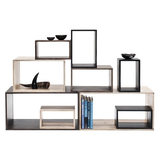 MATER (DISPLAY) MANGO BOX SYSTEM, MANGOWOOD IN SIRKA GREY STAIN (LARGE)