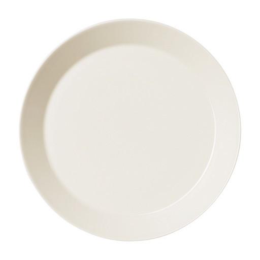 TEEMA WHITE PLATE, FLAT, 26 CM
