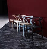 (DISPLAY) CH24 WISHBONE CHAIR IN JAPAN RED LACQUERED BEECH