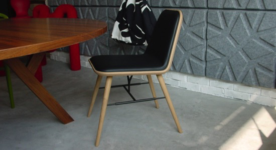 FREDERICIA 1720 SPINE DINING CHAIR