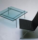 (DISPLAY) PK61 COFFEE TABLE IN GLASS TOP