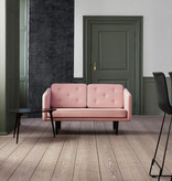 FREDERICIA (DISPLAY) 2002 NO. 1 2-SEATER SOFA IN FABRIC